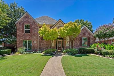 Plano Single Family Home For Sale: 3400 Mount Vernon Way