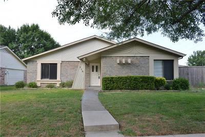Plano Single Family Home For Sale: 712 Tumbleweed Drive