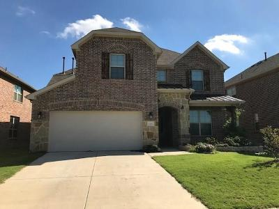 Little Elm Single Family Home For Sale: 3409 Bluewater Drive