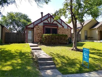 Lewisville Single Family Home For Sale: 254 Teakwood Lane