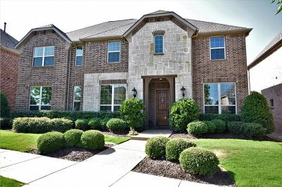 Lewisville Single Family Home For Sale: 2120 Magic Mantle Drive