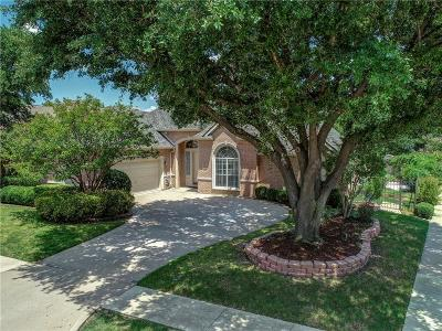 Coppell Single Family Home For Sale: 652 Deforest Road