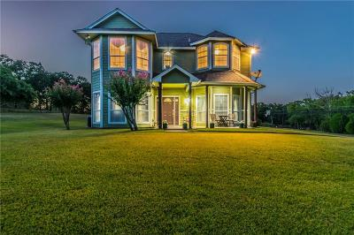 Weatherford Single Family Home Active Kick Out: 121 Bent Oak Road