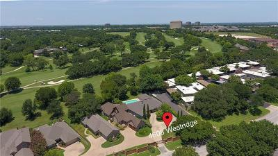 Dallas County, Denton County, Collin County, Cooke County, Grayson County, Jack County, Johnson County, Palo Pinto County, Parker County, Tarrant County, Wise County Single Family Home For Sale: 4608 Westridge Avenue