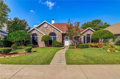 Frisco Single Family Home For Sale: 7581 King Arthur Road