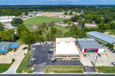 Canton Commercial For Sale: 230 W State Highway 243