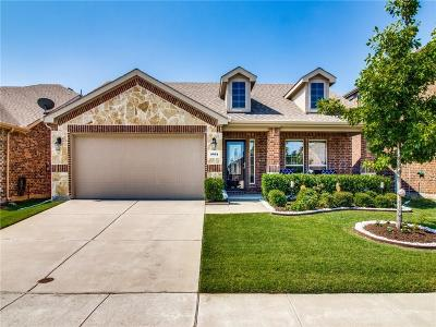 Prosper Single Family Home For Sale: 5661 Coventry Drive