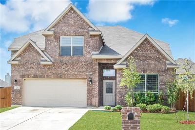 Dallas County, Denton County, Collin County, Cooke County, Grayson County, Jack County, Johnson County, Palo Pinto County, Parker County, Tarrant County, Wise County Single Family Home For Sale: 605 Ravenwood Drive
