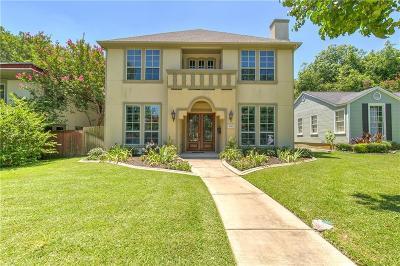 Single Family Home For Sale: 5233 El Campo Avenue