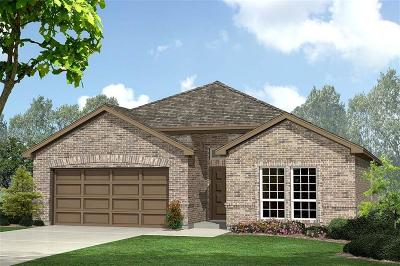 Fort Worth Single Family Home For Sale: 2416 Indian Head Drive