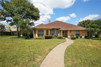 Richardson Single Family Home For Sale: 3306 Jasmine Lane