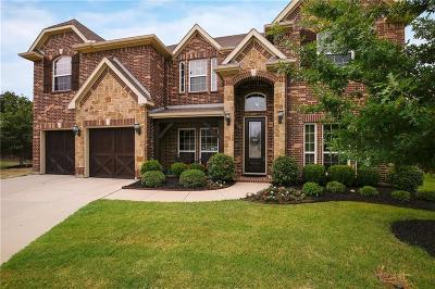 Grand Prairie Single Family Home Active Option Contract: 4803 King Harbor Court