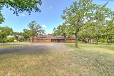 Mineral Wells Single Family Home Active Kick Out: 301 NE 12th Street