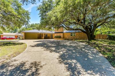 Fort Worth Single Family Home For Sale: 3100 Gunnison Trail
