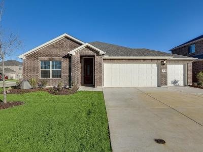 Aubrey Single Family Home For Sale: 3012 Marshall Trail Road