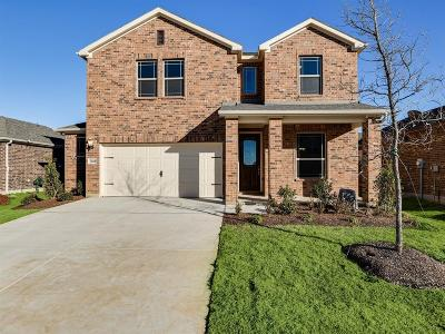 Aubrey Single Family Home For Sale: 3008 Marshall Trail Road