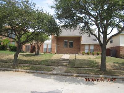 Frisco Residential Lease For Lease: 7650 Kings Ridge