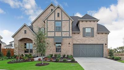 Dallas County, Denton County, Collin County, Cooke County, Grayson County, Jack County, Johnson County, Palo Pinto County, Parker County, Tarrant County, Wise County Single Family Home For Sale: 333 Sage Meadow Boulevard