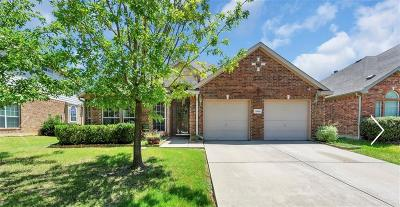 Fort Worth Single Family Home For Sale: 11940 Vienna Apple Road
