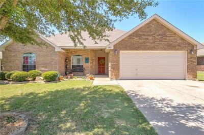 Parker County Single Family Home For Sale: 305 Wonder Oak Court