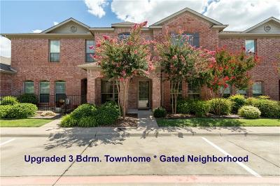 McKinney Condo For Sale: 575 S Virginia Hills Drive #203