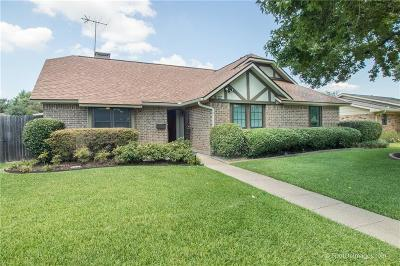 Mesquite Single Family Home For Sale: 3127 Berkshire Drive