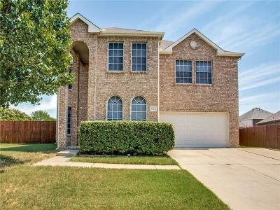 Fort Worth Single Family Home For Sale: 8924 Saratoga Road