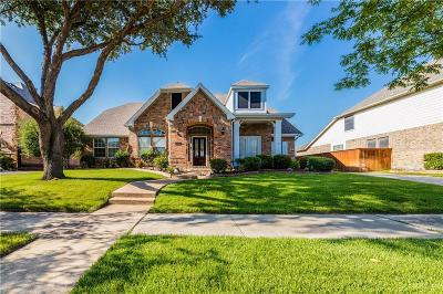 Lewisville Single Family Home For Sale: 2507 Avalon Drive