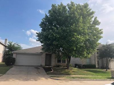 Fort Worth Single Family Home For Sale: 553 Linacre Drive