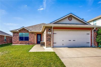 Saginaw Single Family Home Active Kick Out: 641 Condor Trail