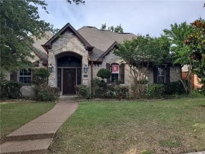 Plano Single Family Home For Sale: 6728 Waterway Court