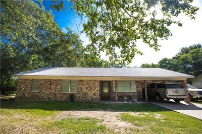 Freestone County Single Family Home For Sale: 310 Sunset Drive