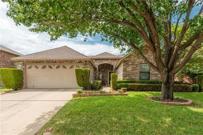 Haltom City Single Family Home For Sale: 5268 Dillon Circle