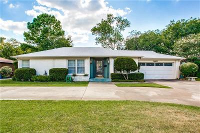 Richland Hills Single Family Home Active Option Contract: 2827 Willow Park Street