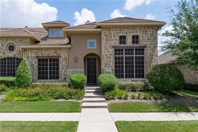 McKinney Townhouse For Sale: 5409 Rowlett Creek Way