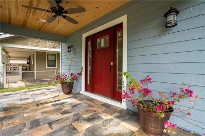 Fort Worth Single Family Home For Sale: 2845 S Jennings Avenue