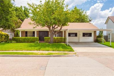 Mesquite Single Family Home For Sale: 3200 Eastbrook Drive