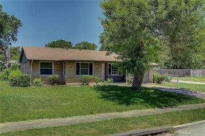 Mesquite Single Family Home For Sale: 3601 Demaret Drive
