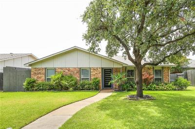 Carrollton Single Family Home For Sale: 2925 Rolling Hills Drive