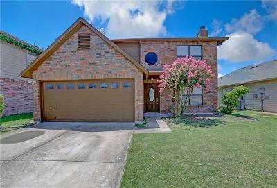 Fort Worth Single Family Home For Sale: 10129 Chapel Ridge Drive