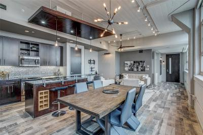 Fort Worth Condo For Sale: 2600 W 7th Street #1401