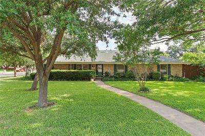 Grand Prairie Single Family Home Active Option Contract: 926 Egyptian Way