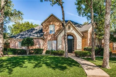 Richardson Single Family Home Active Option Contract: 382 Bedford Drive
