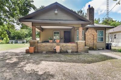Angus, Barry, Blooming Grove, Chatfield, Corsicana, Dawson, Emhouse, Eureka, Frost, Hubbard, Kerens, Mildred, Navarro, No City, Powell, Purdon, Rice, Richland, Streetman, Wortham Single Family Home For Sale: 1515 W 4th Avenue