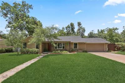 Single Family Home For Sale: 9823 Kilarney Drive