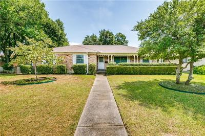 Single Family Home Active Option Contract: 11130 Creekmere Drive
