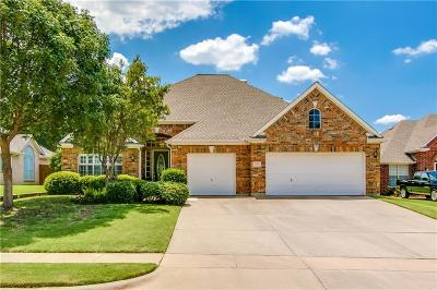 Flower Mound Single Family Home Active Kick Out: 3009 Termaine Drive