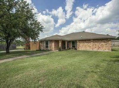 Carrollton Single Family Home Active Option Contract: 2822 Cliffbrook Drive