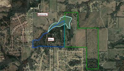 Midlothian Farm & Ranch For Sale: 3290 Plainview Road
