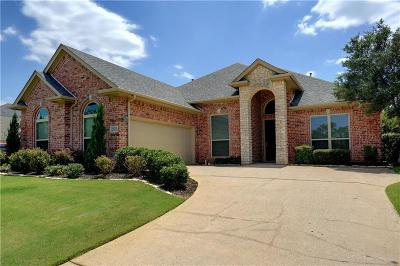 Grapevine Single Family Home Active Contingent: 2613 Juniper Lane